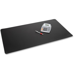Artistic Office Products Rhino II Protective Desk Pads, 20 in x 36 in, Black