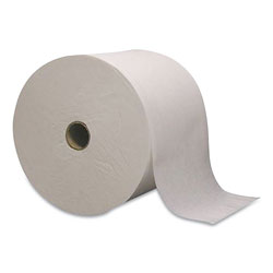 Eco Green® Recyced Two-Ply Small Core Toilet Paper, Septic Safe, Natural White, 1,000 Sheets, 36 Rolls/Carton