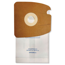 Janitized Vacuum Filter Bags Designed to Fit Eureka Mighty Mite, 36/CT