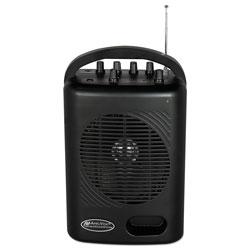 Amplivox Power Pod PA, 50W, Black