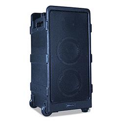 Amplivox Digital Audio Travel Partner Plus, 250 W, Black