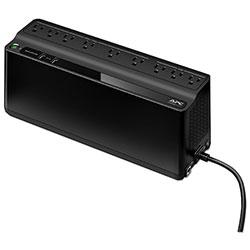 APC Smart-UPS 850 VA Battery Backup System, 9 Outlets, 354 J