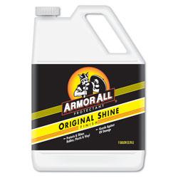 Armor All Original Protectant, 1gal Bottle, 4/Carton