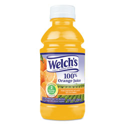 Welch's® 100% Orange Juice, 10 oz., 24/Carton