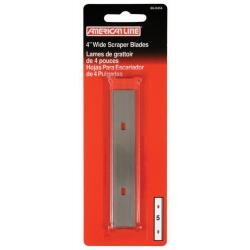 American Line Pro Wide Scraper Replacement Blades