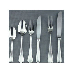 Admiral Craft Avalon Flatware Bouillon Spoon