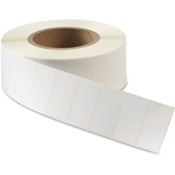 Avery Direct Thermal Labels, 4/PK, White