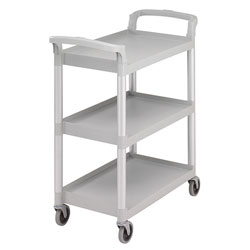 Cambro Bus Cart KD Service Speckled Gray