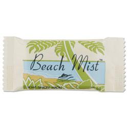 VVF AMENITIES Face and Body Soap, Beach Mist Fragrance, # 1/2 Bar, 1000/Carton