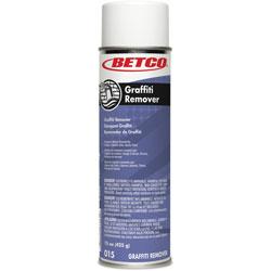 Betco Graffiti Remover, Spray, Flammable, 15 oz Net Wght, 12/CT