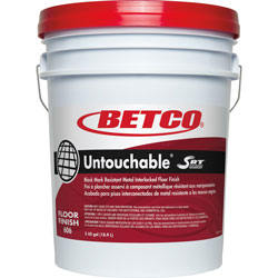 Betco Floor Finish, Mild Fragrance, Low Maintenance, 5 Gallon BIB