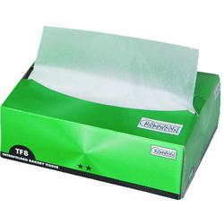 Bagcraft Interfolded Dry Wax Tissue, 8 inx10 3/4 in, White