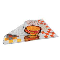Bagcraft Honeycomb Insulated Special Wrap, 10 1/2 x 14, 500/Pack, 4 Packs/Carton