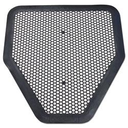 Big D Deo-Gard Disposable Urinal Mat, Charcoal, Mountain Air, 17.5 x 20.5, 6/Carton