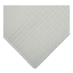 Products For You Disposable Towels/Bibs, Waffle Embossed, White, 500/Carton