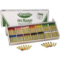 Crayola Oil Pastels