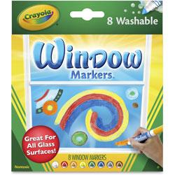 Crayola Washable Window FX Markers