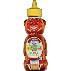 Busy Bee Golden Heritage Busy Bee Clover Honey, 12 oz.