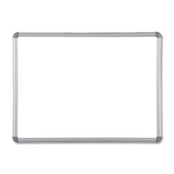 Balt Magnetic Dry Erase, 3' x 4', Aluminum Frame