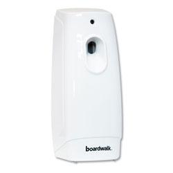 Boardwalk Classic Metered Air Freshener Dispenser, 4 in x 3 in x 9.5 in, White