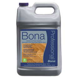 Bona® Hardwood Floor Cleaner, 1 gal Refill Bottle