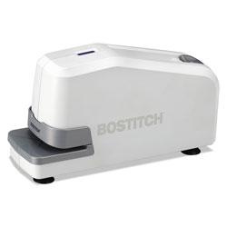 Stanley Bostitch Impulse 30 Electric Stapler, 30-Sheet Capacity, White