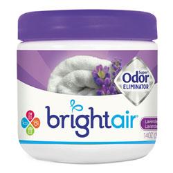 Bright Air Super Odor Eliminator, Lavender and Fresh Linen, Purple, 14 oz