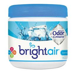 Bright Air Super Odor Eliminator, Cool and Clean, Blue, 14 oz