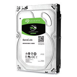 Seagate BarraCuda Internal Hard Drive, 2 TB, SATA III, 7200 rpm
