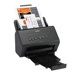 Brother ADS3000N High-Speed Network Document Scanner for Mid- to Large-Size Workgroups