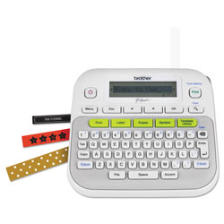 Brother PTD210 Easy-to-Use Label Maker