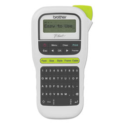 Brother PTH110 Easy, Portable Label Maker