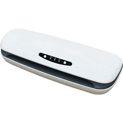 Business Source Document/Photo Laminator, 3Mil, 9 in, White