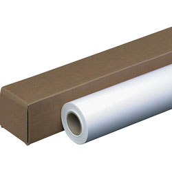 Business Source Bond Inkjet Paper, 20 lb., 96 Brightness, 42 in x 150', White