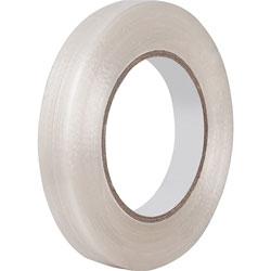 Business Source Filament Tape, 180 lb Tensile, 3 in Core, 3/4 inx60 Yards