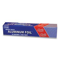 Berkley Square Heavy Duty Aluminum Foil Roll, 18 in x 500 ft
