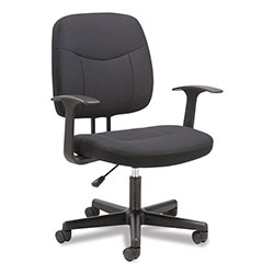 Sadie™ 4-Oh-Two, Supports up to 250 lbs., Black Seat/Black Back, Black Base