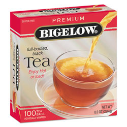 Bigelow Tea Company Single Flavor Tea, Premium Ceylon, 100 Bags/Box