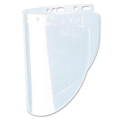 Bullard Abrasives High Performance Face Shield Window, Standard, Propionate, Clear