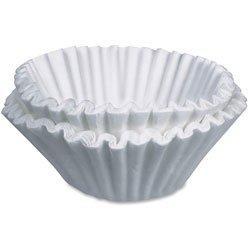 Bunn Gourmet Iced Tea/Coffee Filters, 1-1/2 Gallon, WE