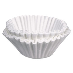 Bunn Commercial Coffee Filters, 6 Gallon Urn Style, 252/Pack