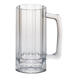 Cambro Camwear® Barware Beer Mug 16 oz. Clear