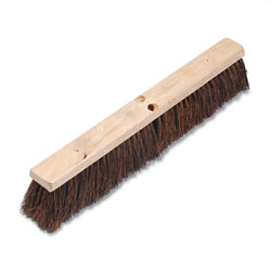 Boardwalk Floor Brush Head, 3 1/4 in Natural Palmyra Fiber, 24 in