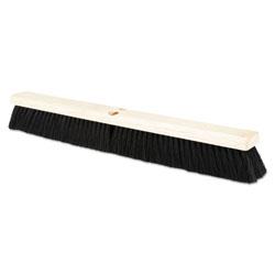 Boardwalk Floor Brush Head, 2 1/2 in Black Tampico Fiber, 24 in