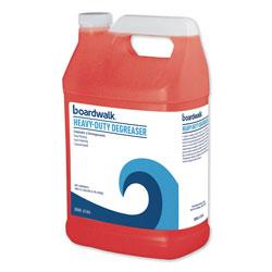 Boardwalk Heavy-Duty Degreaser, 1 Gallon Bottle, 4/Carton