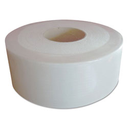 Boardwalk Jumbo Roll Tissue, Septic Safe, 2-Ply, Natural, 3.3 in x 1000 ft, 12 Roll/Carton