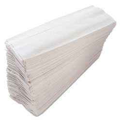 Morcon Paper Morsoft C-Fold Paper Towels, 11 x 10.13, White, 200 Towels/Pack, 12 Packs/Carton, 2,400 Towels/Carton