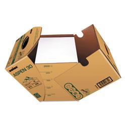 Boise ASPEN 30 SPLOX Multi-Use Paper, 92 Bright, 20 lb, 8.5 x 11, White, 2500 Sheets/Carton