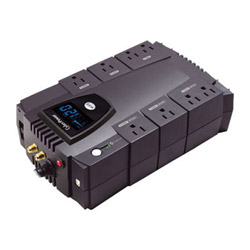 Cyber Power Intelligent LCD CP685AVRLCD - UPS - 390 Watt - 685 VA