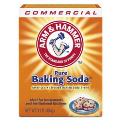 Arm & Hammer® Baking Soda, 1 lb Box, 24/Carton